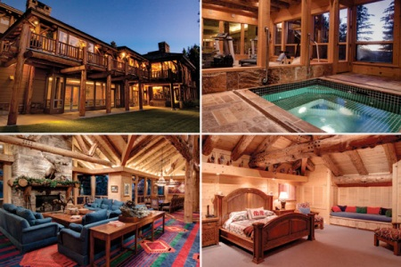 Ritzy Log Cabins | Julies Properties